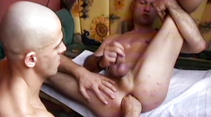 Fisting Gay Porn Videos: Extreme anal fisting penetration of the tights gay butts