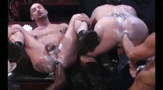extrémne interracial Gay porno